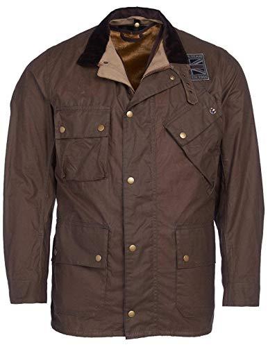 Barbour Braune Jacke für Herren, Braun Large