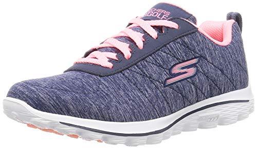 Skechers Zapatillas de golf Go Walk Sport Relaxed Fit para mujer