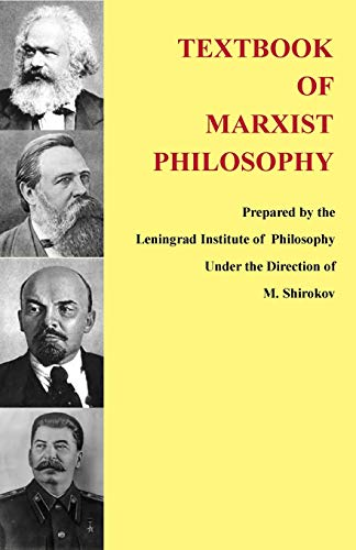 Textbook of Marxist Philosophy