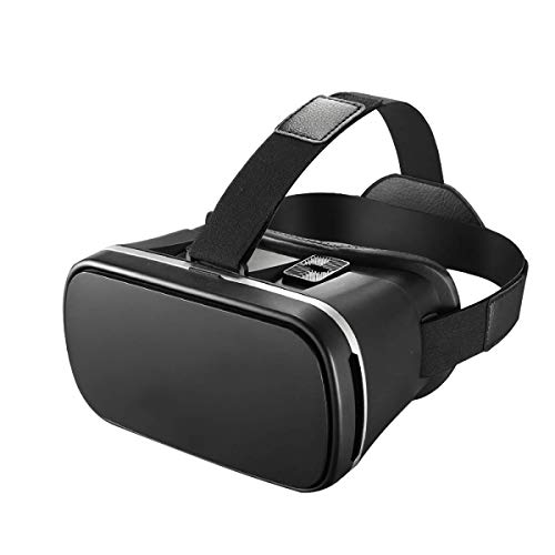 Best Deals! VR Headset, Cell Phone Virtual Reality Goggles,VR Glasses for 3D Movies,Games,Adjustable...