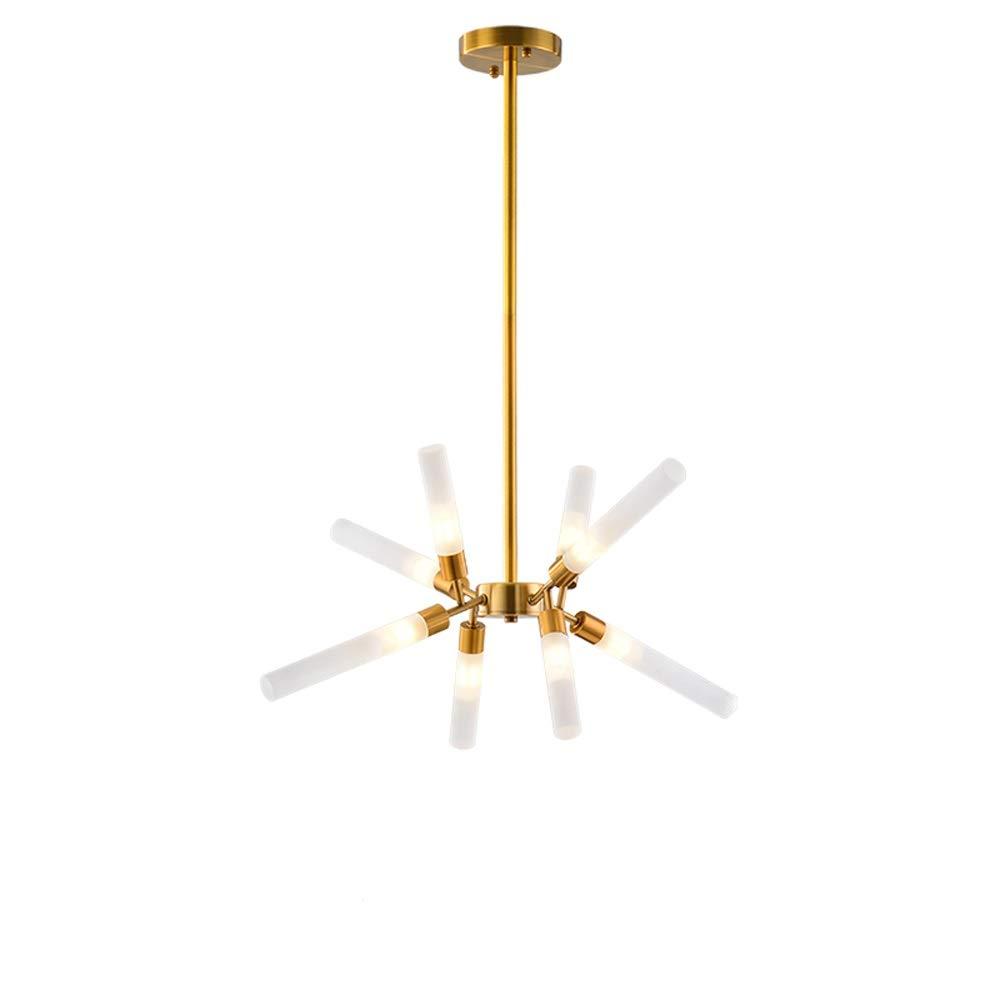 ZYY * Sputnik Chandelier, Moderna y Minimalista lámpara de