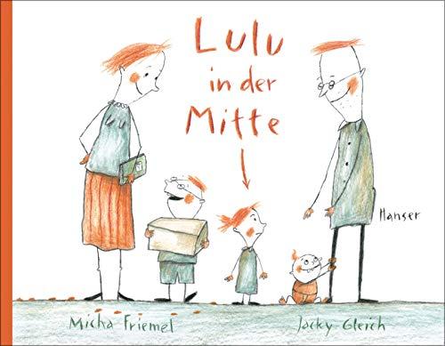 Baby Buch Lulu in der Mitte von Micha Friemel