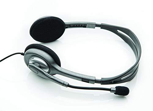HEADSET PC STEREO H110 LOGITECH BPSCA 981-000271 - CS22872 von LOGITECH
