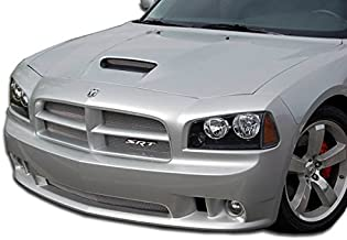 Brightt Duraflex ED-EKD-256 Look Hood - 1 Piece Body Kit - Compatible With Charger 2006-2010