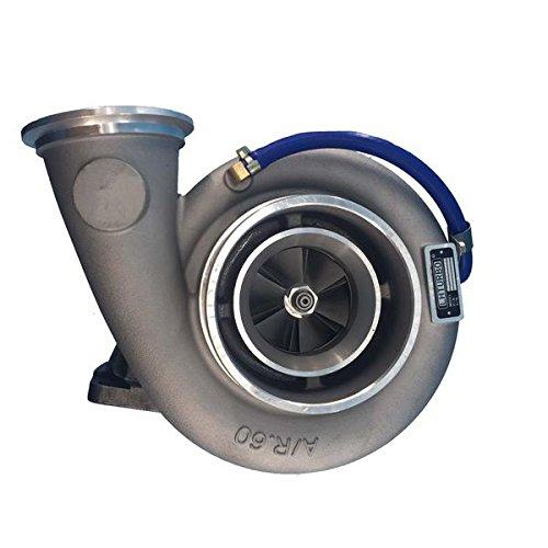 Brand New Turbocharger Turbo for Detroit Diesel Series 60 12.7L / Caterpillar C12 23528065 23528062