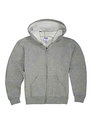 Jerzees boys Fleece Sweatshirts, Hoodies & Sweatpants Hooded Sweatshirt,...