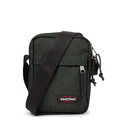 Eastpak The One Umhängetasche, 21 cm, 2.5 L, Grün (Crafty Moss)