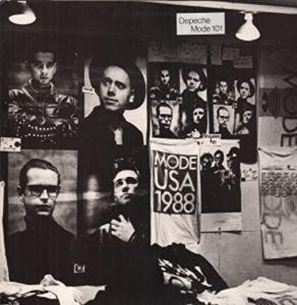 101 LP (VINYL ALBUM) UK MUTE 1989 [Vinyl]