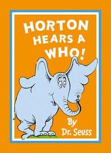 Paperback Xhorton Hears a Who Pb Book