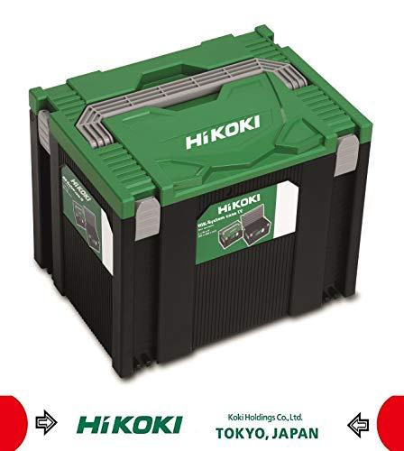 Hikoki 402541 - Tool box Negro, Verde caja de herramientas -