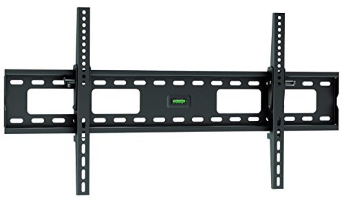 """Easy Mount - Ultra Slim TV Wall Mount Bracket for UN60KS8000 - Low Profile 1.7"""" from Wall - 12° Tilt Angle - Reduced Glare - Buy Smart!"""