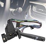 iBellete Nuevo Interruptor de Control de señal de Crucero de Coche Interruptor de limpiaparabrisas para 26100985 Buick Chevrolet Set