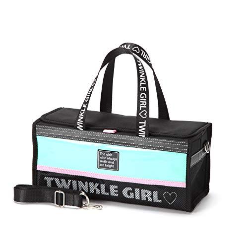 モリベクリエーション 絵の具バッグ 画材バッグ TWINKLE GIRL M16R-TWI-B