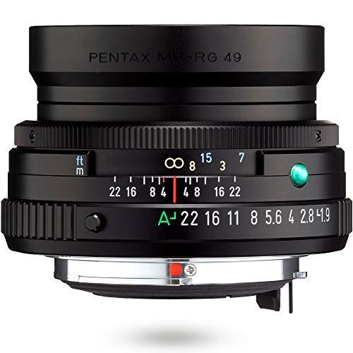 HD PENTAX-FA 43mmF1.9 Limited ブラック リミテッドレンズ 標準単焦点レンズ F1.9 大口径レンズ 高性能 HDコーティング SPコーティングアルミ削り出しボディ外観高屈折率ガラスペンタックス一眼Kシリーズはボディ内手振れ補正を搭載 20140