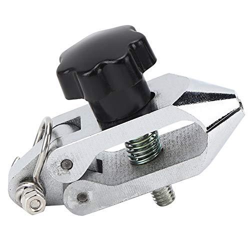 Spitzenklemme SSJJ-020 Push-Pull-Kraftmessvorrichtungen Werkzeugvorrichtungen Vorrichtungen für Zugprüfmaschinen Edelstahl Hohe Belastbarkeit für Zugprüfmaschinen 500 N