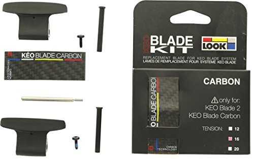 LOOK Kéo Blade Carbon 16Nm Kit 2021 Pedalriemen