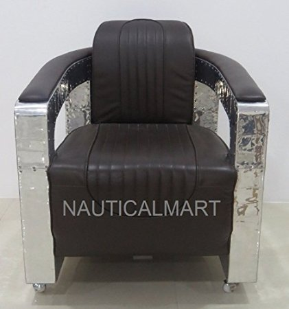 Spitfire Armchair chair armchair club Aviator Vintage