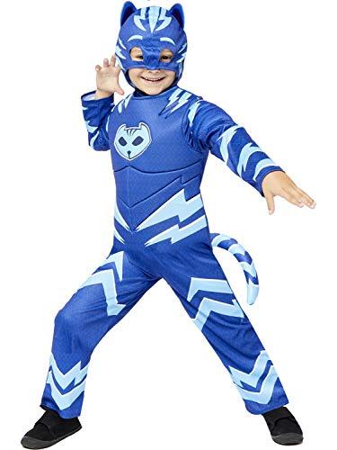Kinder PJ Masks Muscle Catboy Kostüm