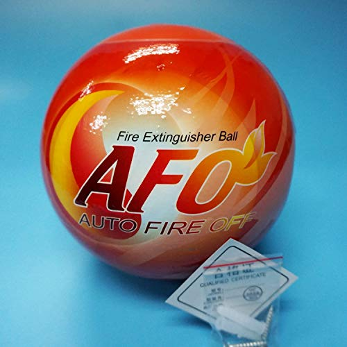 Automatic Self-Activation Fire Extinguisher Ball Fire Suppression Device (3pcs)