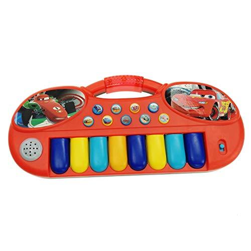Cars Instrumentos musicales para niños