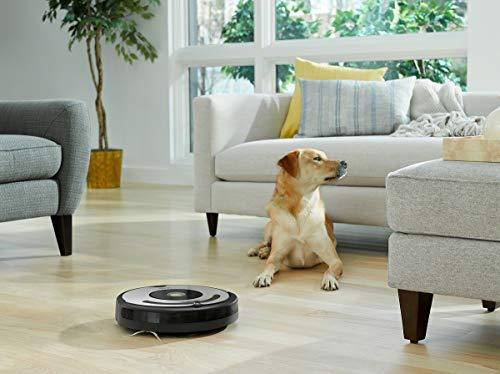 iRobot Roomba 615 Staubsaug-Roboter - 10
