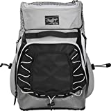 Rawlings R800 Fastpitch Softball Backpack Bag Series, Black