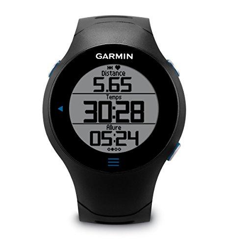 Garmin Forerunner 610 without HR Monitor-Black
