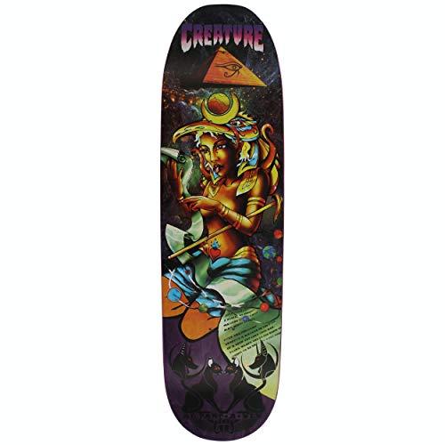 Creature Skateboard Deck Partanen Emerald Tablet 8.8