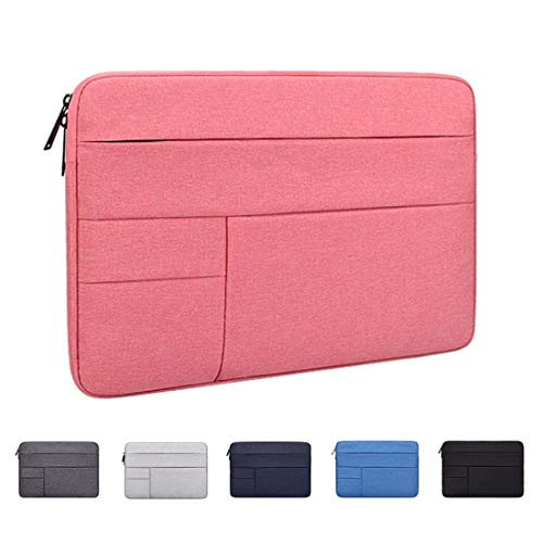 DLMPT Laptop Schouder Messenger Bag Case Sleeve voor 12-15 Inch Laptop Case Laptop Aktetas Macbook Pro Retina/Dell XPS 13 / Surface Book/ASUS
