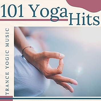 101 Yoga Hits: Trance Yogic Music