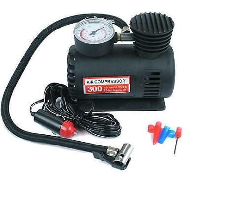 Bomba de neumáticos para coche, inflador de alta resistencia, 12 V, Goodyear