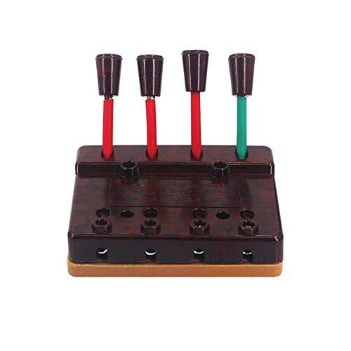 WFBD-CN Batterieklemmen Elektro-Schweißgerät Test Connector Terminal-Schnellkupplung DREI-Phasen-Vier-Draht