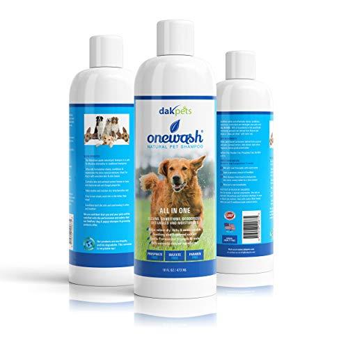 DakPets Natural Dog Shampoo & Conditioner