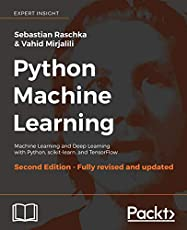 Image of Python Machine Learning. Brand catalog list of Packt Publishing.