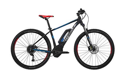 WHISTLE E-Bike B-Race CX400 29'' Bosch 400Wh 9v Negro/Azul Talla 46 2019 (EMTB Hardtail)