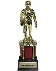 Dundie Award Trofee met kolom (Deluxe)