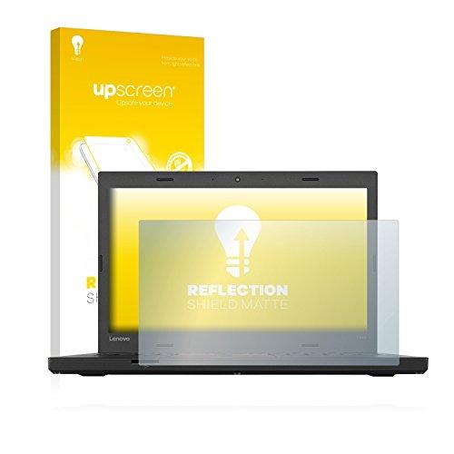 upscreen Entspiegelungs-Schutzfolie kompatibel mit Lenovo ThinkPad T460p UltraBook – Anti-Reflex Bildschirmschutz-Folie Matt