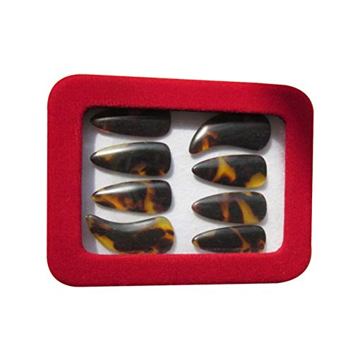 Supvox Guzheng Fingerpicks Zither-Nägel für Einsteiger Zither-Zubehör