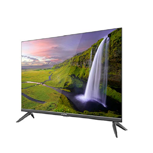 HOUSEHOLD Smart TV 4KLED, TV de 32 Pulgadas (Full HD, Smart WiFi Network, Altavoces estéreo), TV LCD HDR Ultra Clara, Procesador de 64 núcleos