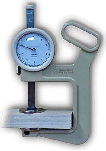Platten- Dicken- Messgerät 0-50mm | Dicken-Meßgerät