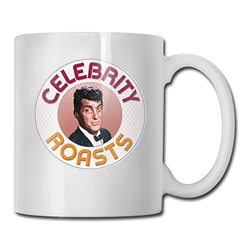 shenguang The Dean Martin Best Fathers Day Gift Ideas For Coffee Jarras Funny Christmas Present Jarra Personality Drink Cup 11.6 Ounce (.