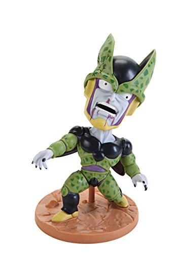Banpresto–Bobble Head Dragon Ball Z Cell Figura, 3296580833573, 12cm