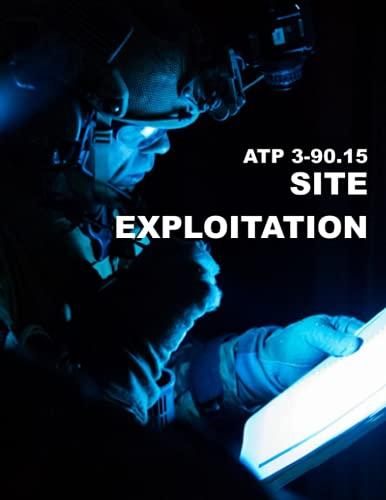 ATP 3-90.15 Site Exploitation