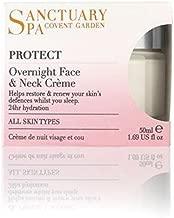 Sanctuary Spa Overnight Face & Neck Crème 50Ml