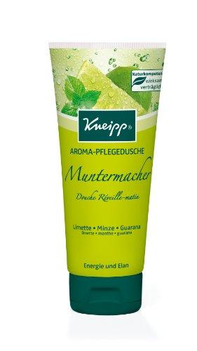 Kneipp Aroma-Pflegedusche Muntermacher, 3er Pack (3 x 200 ml)