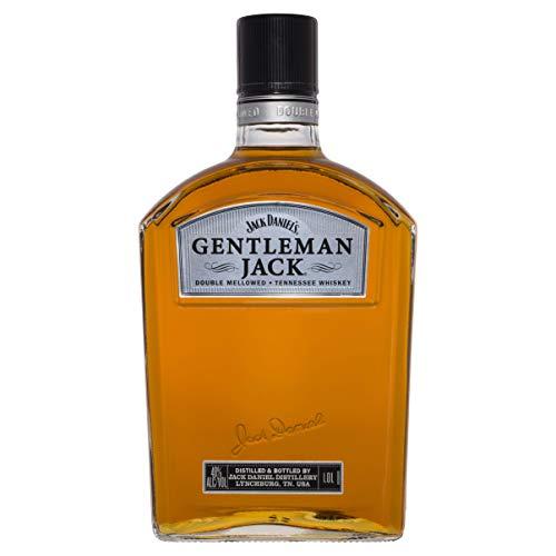 Jack Daniel´s Gentleman Jack Tennessee Whiskey 40% 1l Flasche