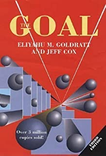 The Goal: A Process of Ongoing Improvement by Goldratt, Eliyahu M., Cox, Jeff on 17/11/2004 3rd (third) Revised edition