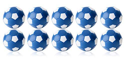 WINSPEED KICKERBALL by Robertson 35mm 10er Set in verschiedenen Farben (blau-weiß)