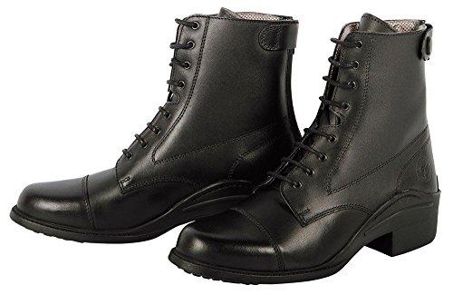 Harry's Horse Boots Femme en Cuir Smart 46 M Noir