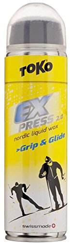Toko Express Grip and Glide Skiwachs, Mehrfarbig, One Size